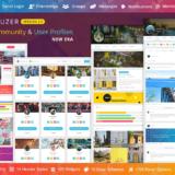 Youzer-BuddypressコミュニティとWordPressユーザープロフィールプラグイン
