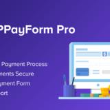 WPPayForm Pro WordPressの支払いをシンプルに