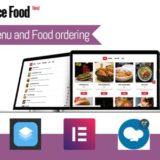 WooCommerce Food/レストランメニューとフードオーダー