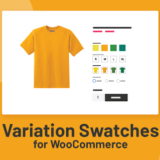 Variation Swatches for WooCommerce/商品のバリエーションに