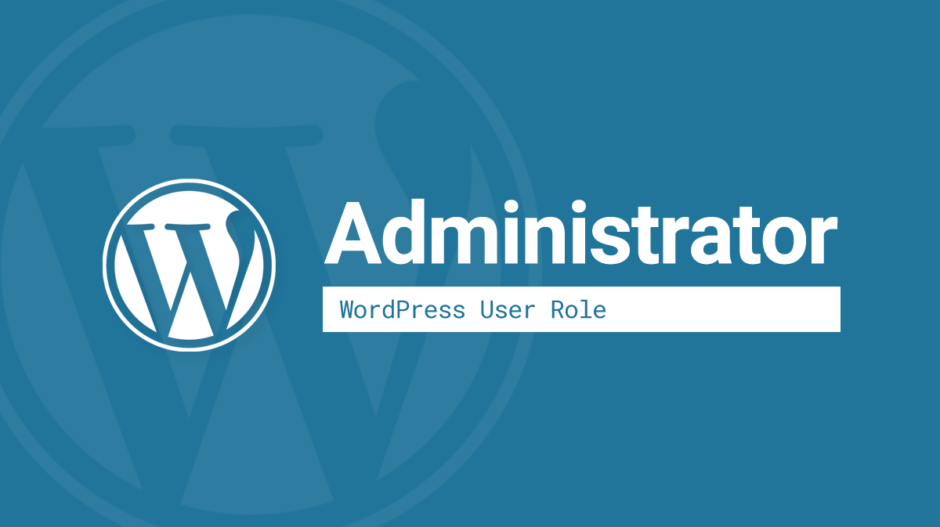 wordpress-administrator-user-role